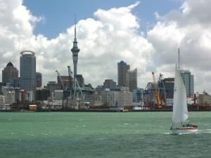 Sailing The Waitemata